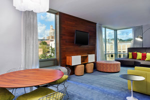 Suite - Aloft Hotel Downtown Asheville