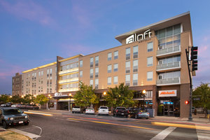 Exterior view - Aloft Soho Square Hotel Homewood