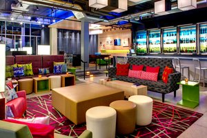 Restaurant - Aloft Hotel BWI Airport Linthicum