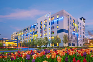 Exterior view - Aloft Hotel O'Hare Airport Rosemont