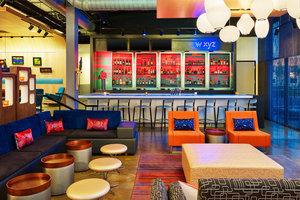 Restaurant - Aloft Hotel Beachwood