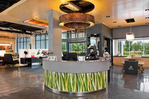 Lobby - Aloft Hotel Ballantyne Charlotte