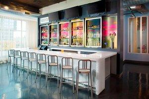 Restaurant - Aloft Hotel Charlotte Uptown at the Epicentre