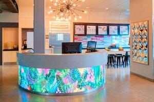 Lobby - Aloft Hotel Westerville