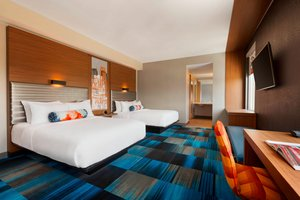 Room - Aloft Hotel Love Field Dallas