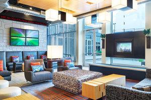 Bar - Aloft Hotel Plano