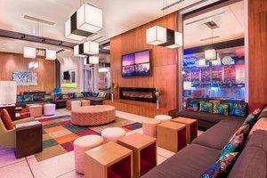 Bar - Aloft Hotel Downtown Orlando