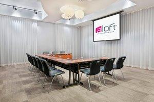 Meeting Facilities - Aloft Hotel Downtown Orlando