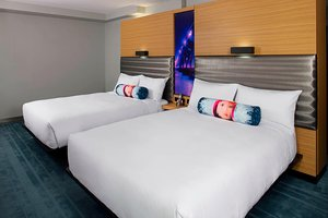 Room - Aloft Hotel Brickell Miami
