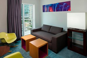 Suite - Aloft Hotel Brickell Miami
