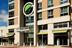 Exterior view - Element Hotel Midtown Crossing Omaha