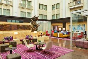 Lobby - Nines Hotel Portland