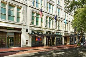 Exterior view - Nines Hotel Portland