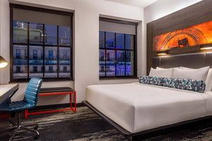 Room - Aloft Hotel Downtown Philadelphia