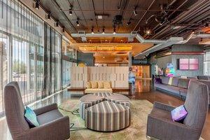 Lobby - Aloft Hotel Tempe