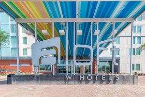Exterior view - Aloft Hotel Tempe