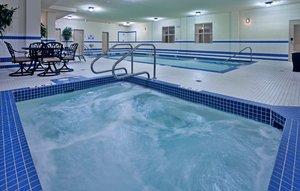 Pool - Holiday Inn Hotel & Suites Kamloops