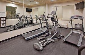 Fitness/ Exercise Room - Holiday Inn Hotel & Suites Kamloops