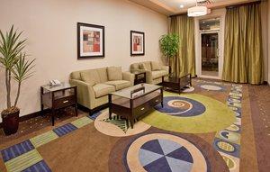 Lobby - Holiday Inn Hotel & Suites Kamloops