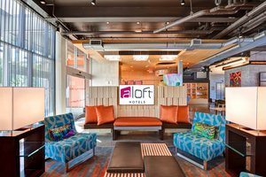 Bar - Aloft Hotel Airport Phoenix