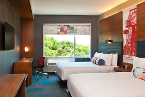 Room - Aloft Hotel Raleigh