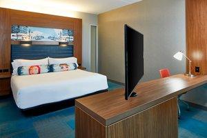 Suite - Aloft Hotel Raleigh