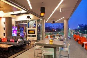 Restaurant - Aloft Hotel Raleigh