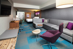 Suite - Aloft Hotel San Francisco Airport Millbrae