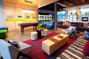 Restaurant - Aloft Hotel San Francisco Airport Millbrae