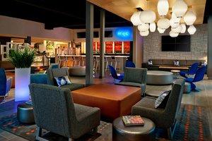 Lobby - Aloft Hotel University Calgary