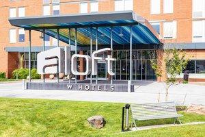 Exterior view - Aloft Hotel Lexington