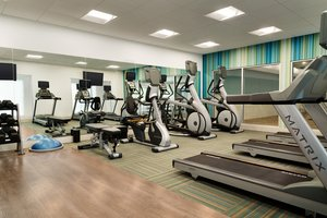 Fitness/ Exercise Room - Holiday Inn Express Downtown Columbus