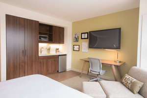 Room - Element Hotel West Des Moines