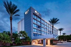 Exterior view - Aloft Hotel Dadeland Miami