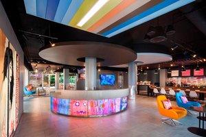 Lobby - Aloft Hotel Dadeland Miami