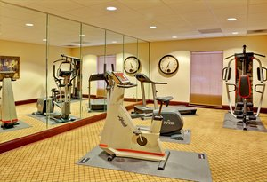 Fitness/ Exercise Room - Holiday Inn Express Hotel & Suites Greenwood