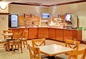 Restaurant - Holiday Inn Express Hotel & Suites Greenwood