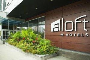 Exterior view - Aloft Hotel Minneapolis