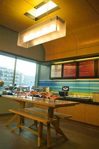 Restaurant - Aloft Hotel Minneapolis