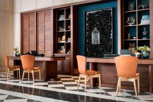Lobby - Perry Lane Hotel Savannah