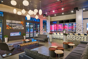Restaurant - Aloft Hotel Downtown South Bend