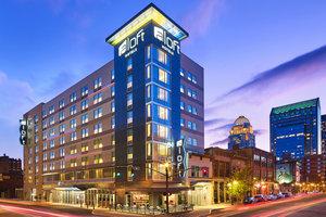 Exterior view - Aloft Hotel Downtown Louisville