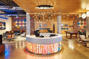 Lobby - Aloft Hotel Downtown Louisville