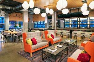 Bar - Aloft Hotel Downtown Louisville