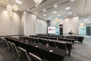 Meeting Facilities - Aloft Hotel Sarasota