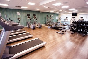 Fitness/ Exercise Room - Holiday Inn Express Hotel & Suites Outlet Mall Gettysburg