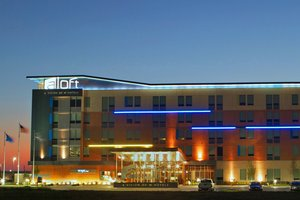 Exterior view - Aloft Hotel Tulsa