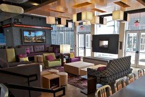 Bar - Aloft Hotel Tulsa