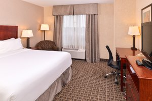 Room - Holiday Inn Express Hotel & Suites Rexall Edmonton