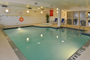 Pool - Holiday Inn Express Hotel & Suites Rexall Edmonton
